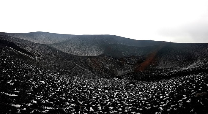 Sicilia crateri Etna