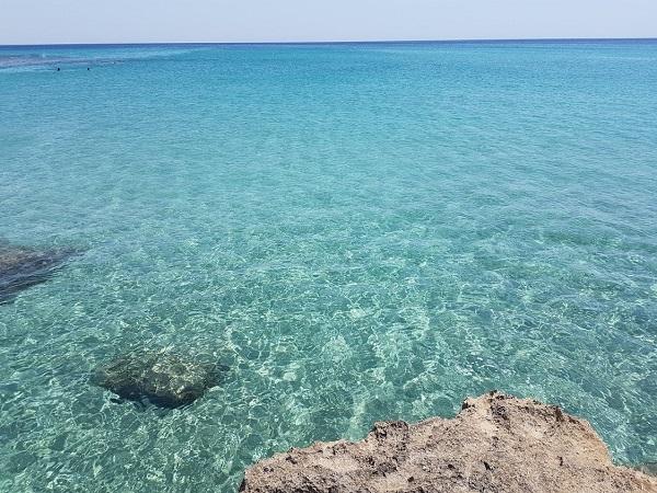 Spiaggia di San Lorenzo mare