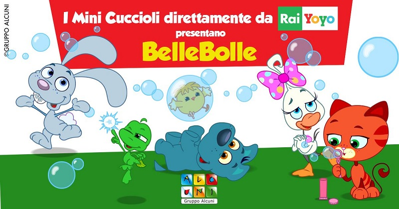 Spettacolo teatrale in streaming Belle Bolle