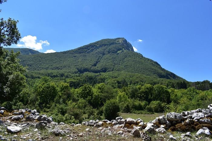 Panorama del Parco Nazionale d'Abruzzo