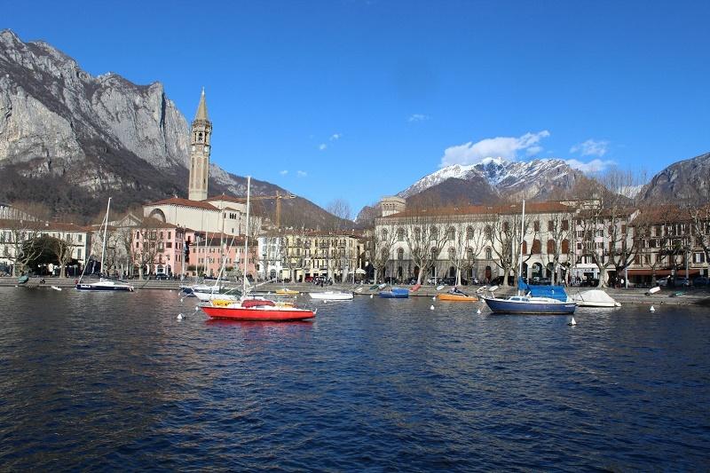 Lecco è un'altra delle città in cui è disponibile l'esperienza Escape Tour