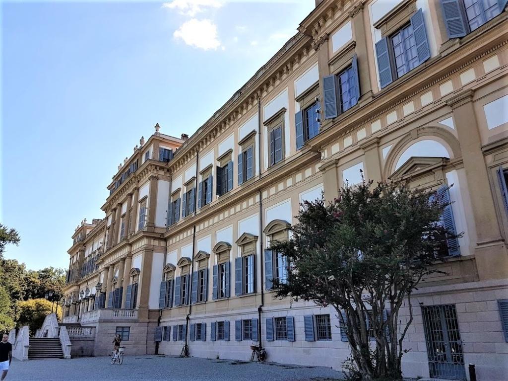 La Villa Reale di Monza non può mancare nell'esperienza Escape Tour in questa città