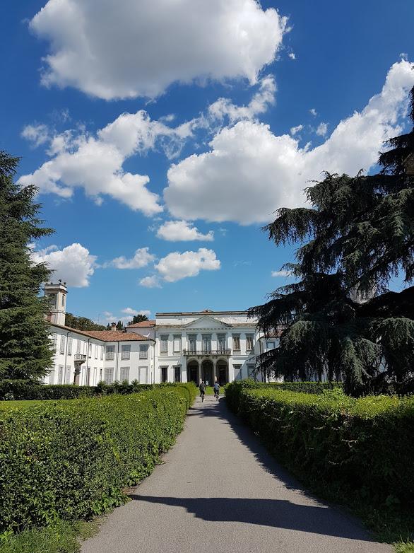 Il Parco di Monza è uno dei luoghi toccati da Escape Tour