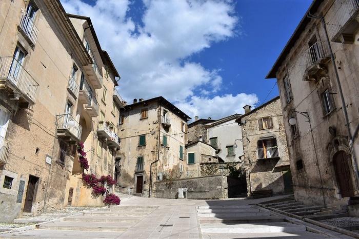 Il borgo di Scanno