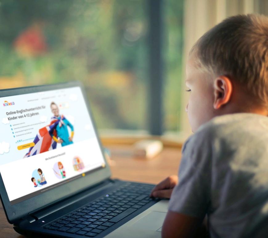 Lezioni online di Inglese per bambini